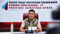Update Korona Sumut 14 Juli: Pasien Positif Tembus 2.497 Orang
