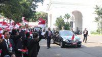 Mobil Wapres Mogok di Jalan Viral, Ini Komentar Sekretariat