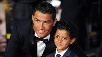 Anak Cristiano Ronaldo Diperiksa Polisi