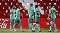 Hasil La Liga: Real Madrid Dekati Juara Setelah Taklukkan Granada 2-1