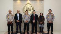 Kabaharkam Polri Terima Audensi Pengusaha Pasar Malam Indonesia