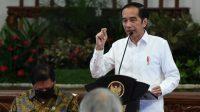 Presiden Jokowi Bantu Modal Rp2,4 Juta untuk 12 Juta Pengusaha UKM