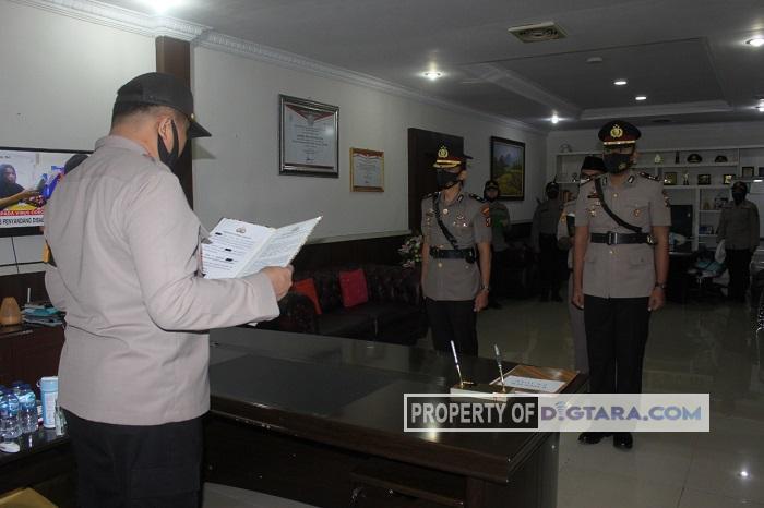 Saksi Disiksa di Kantor Polisi, Kapolsek Percut Seituan Dicopot