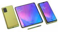 Galaxy Z Fold 2, Ponsel Lipat Samsung Generasi Terbaru Dirilis Agustus