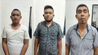 3 Pelaku Rampas Sepeda Motor Ngaku Debt Collector Ditangkap Polisi