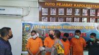 Polisi Tembak Satu Warga Aceh Pengedar Narkoba di Medan